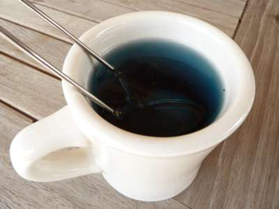 Blue Flower Tea