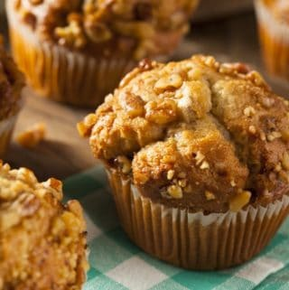 Apple Pecan Muffins – 7 WW Freestyle SmartPoints