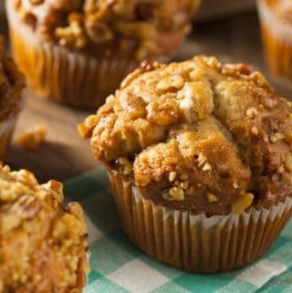 Apple Pecan Muffin Recipe – 7 WW Freestyle SmartPoints