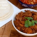 Crock Pot Taco Fillings - Salsa Verde Beef