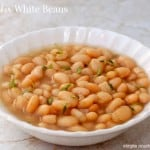 Slow Cooker White Beans