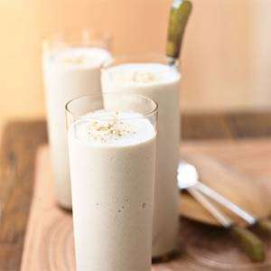 Low Fat Banana Cream Pie Smoothie