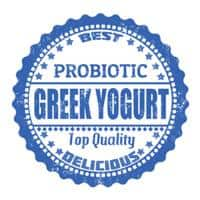 Greek Yogurt Stamp
