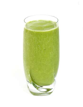Green Tea Power Smoothie