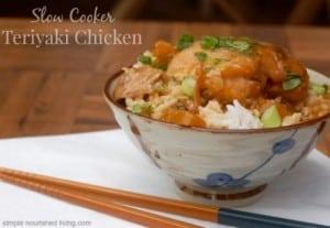 Healthy Slow Cooker Chicken Recipes - Slow Cooker Teriyaki Chicken