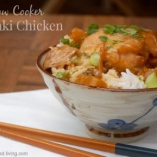 Slow Cooker Teriyaki Chicken with Pineapple – 4 WW Freestyle SmartPoints