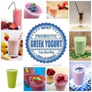 Favorite Smoothies with Yogurt