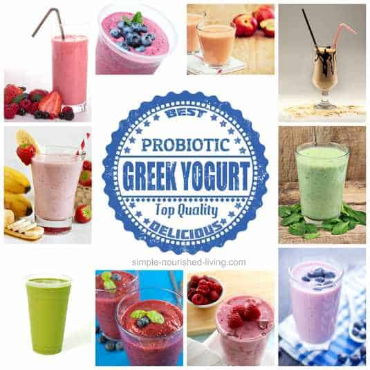 Favorite Smoothie Recipes with Yogurt