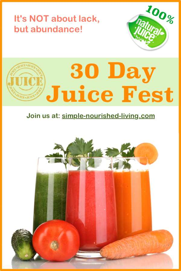 Slow Weight Loss On Juice Fast : 30 Days of Juicing and Weight Watchers {Juice Fest 2014}