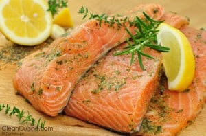 Slow Cooker Summer Citrus Salmon