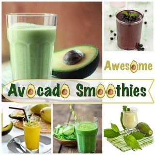 Avocado Smoothie Recipes