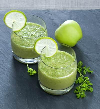 Dr. Oz's Green Vitamin Cocktail