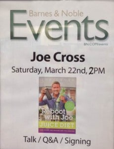 Joe Cross Event in Phoenix