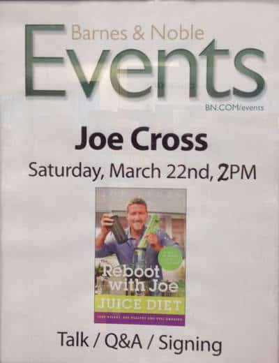 Juicing and weight watchers can they work together joe cross event in phoenix malvernweather Gallery