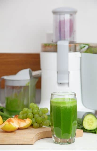 juicing and weight watchers