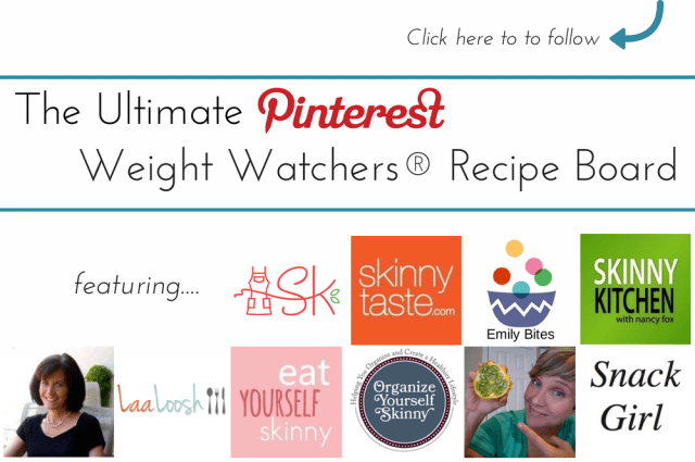 Weight Watchers Recipes Pinterest