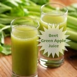 Beet Green Apple Juice Recipe