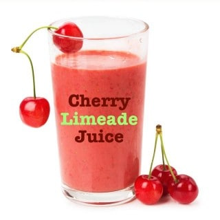 Cherry Limeade Juice