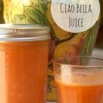 Ciao Bella Juice