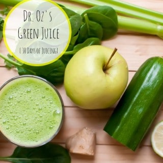 Dr Oz Green Drink