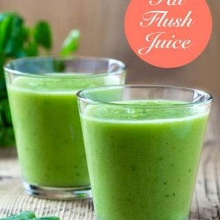 Fat Flush Juice Recipe