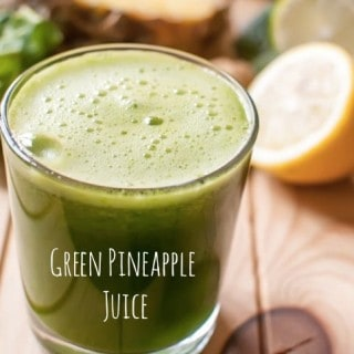 Green Pineapple Juice