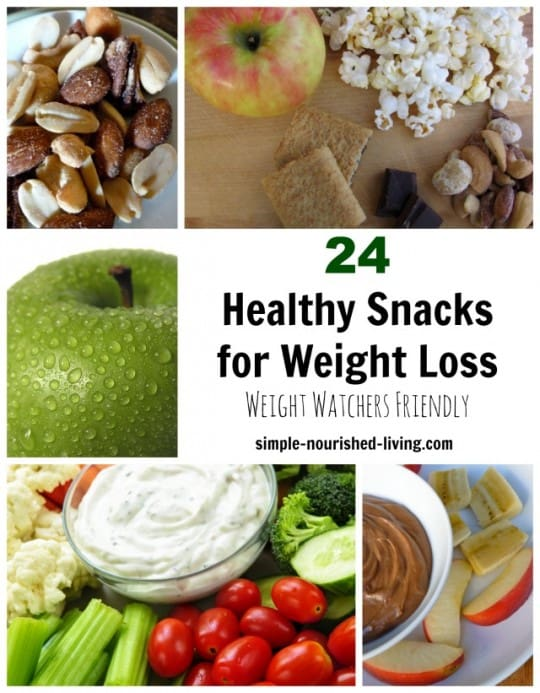 24 healthy snacks for weight watchers w freestyle smartpoints