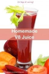 Homemade V8 Juice Recipe