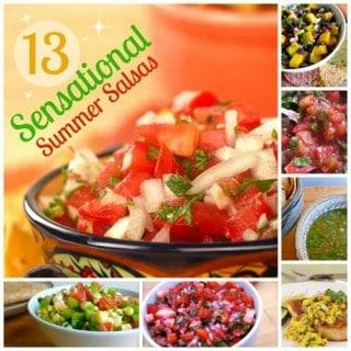 Sensational Summer Salsas