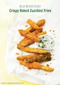 Crispy Baked Zucchini Fries Recipe