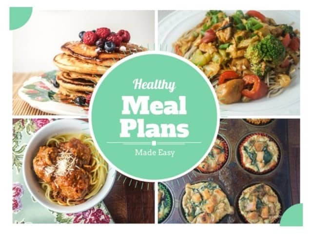 Slender Kitchen Healthy Meal Plans