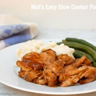 Mel's Easy Slow Cooker Pork Chops