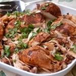 slow cooker caribbean jerk chicken