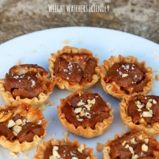 Snickers Mini Tarts