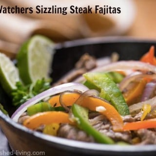 Weight Watchers Steak Fajitas