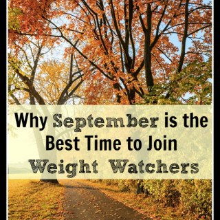 Why September is the best time to join weight watchers