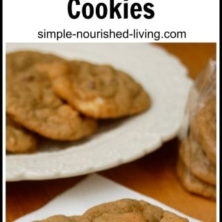 Skinny S'mores Cookies