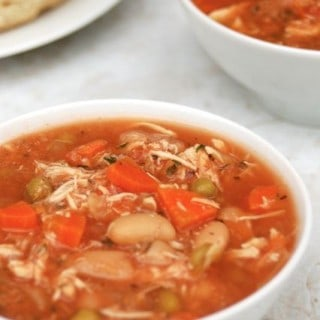 Slow Cooker Chicken Vegetable Soup – 0  WW Freestyle SmartPoints