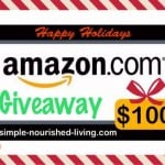 Simple Nourished Living Giveaway