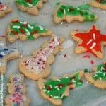 skinny healthier sugar cookies