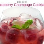 Weight Watchers Raspberry Champagne Cocktails