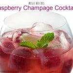 Weight Watchers Raspberry Champagne Cocktails