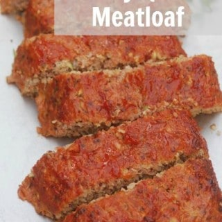 Weight Watchers Turkey Meatloaf with Quinoa & Zucchini – 4 SmartPoints