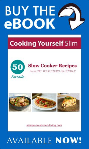Buy the Cooking Yourself Slim with 50 Favorite Slow Cooker Recipes eBook Banner