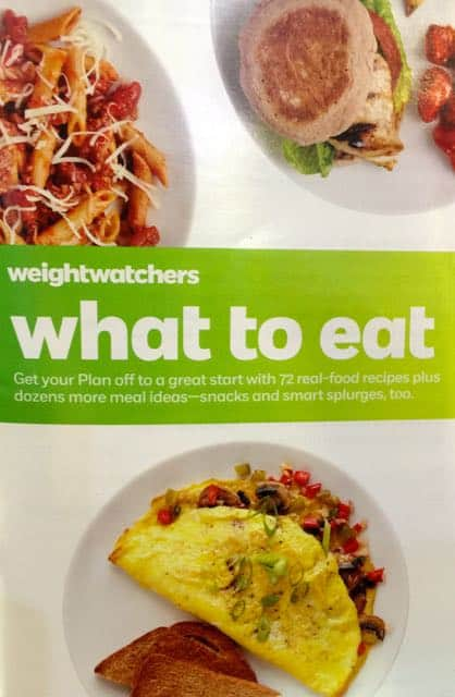 Weight Watchers 2015 What to Eat