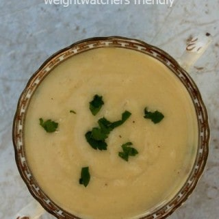 Slow Cooker Potato Artichoke Soup – 3 Points +