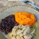 skinny slow cooker cuban chicken citrus