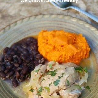 Slow Cooker Cuban Chicken with Citrus