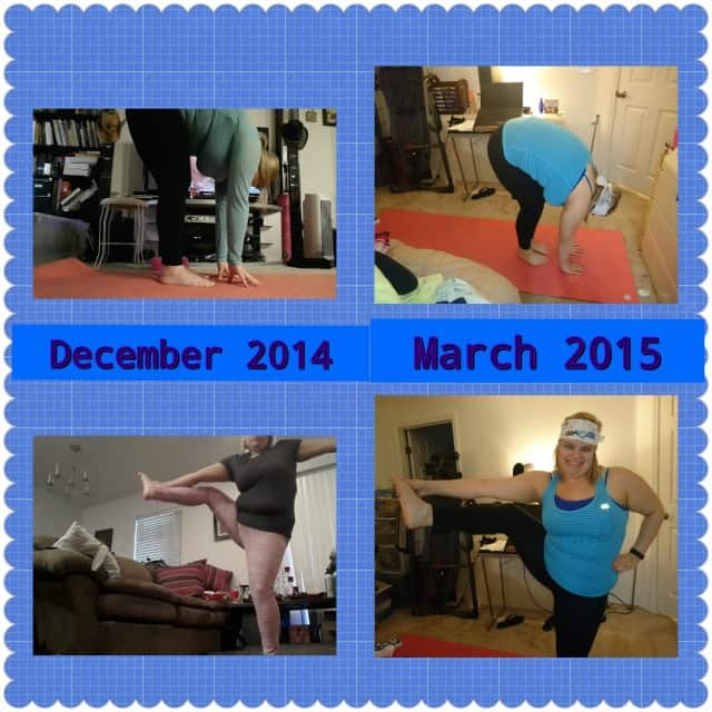 Weight Watchers Success Story Melissa Herb Yoga