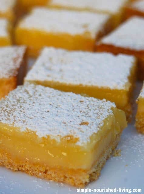 ... to stay with the theme healthy lemon squares reduced fat lemon squares